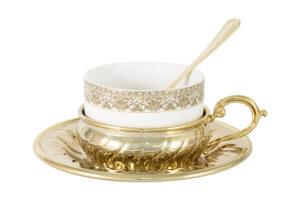 Чайная пара Chinelli