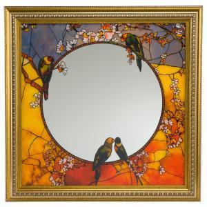Панно/зеркало Goebel