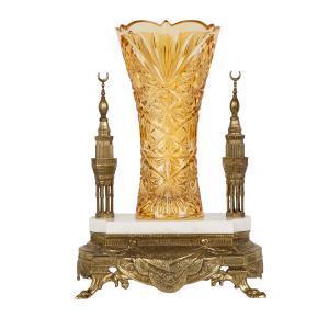 Ваза Olympus Brass