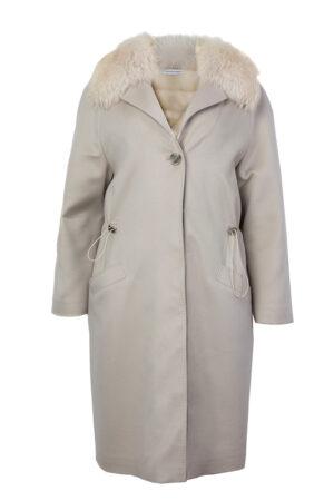 Женское пальто ВТОРОЙ МЕХОВОЙ