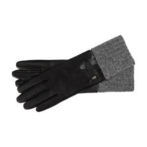 Женские кожаные перчатки Roeckl