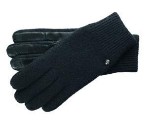 Мужские кожаные перчатки Roeckl