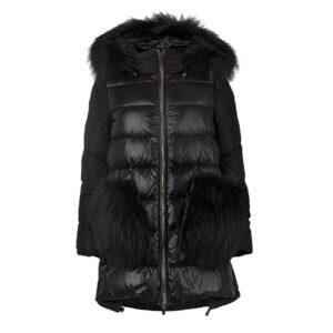 Женское пальто-пуховик Diego M