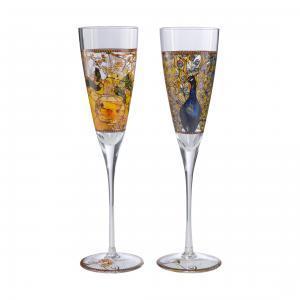 Набор бокалов для шампанского Goebel