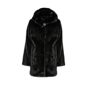 Женское меховое пальто SKINNWILLE